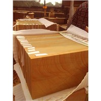 wooden gain yellow sandstone,India teakwood sandstone,yellow wooden sandstone