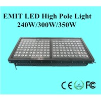 240w/300w/350w 500w 1000w LED High Pole Light LED high mast light led canopy light