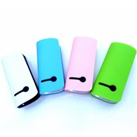 Colorful Cell Phone Charging Power Bank for Promotion PB22