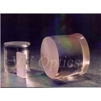 Optical  LiNbO3(Lithium Niobate) crystal lens/wafer/flat/slice/powder
