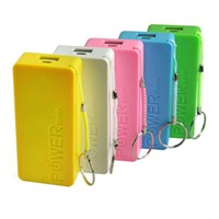 Rechargeable Power Bank with Keychain PB20