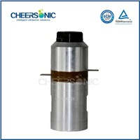 Ultrasonic Welding Cutting Cleaning Transducer