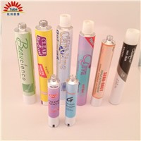 cosmetic packaging aluminum tube