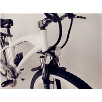 26inch Electric Mountain Bike with 250 to 500W brushless motor