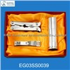 High quality business set (nail clipper , multi plier , LED torch)EG03SS0039
