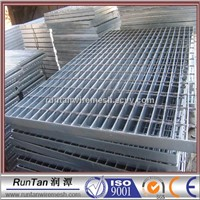 Hot dipped galvanized steel bar grating in china