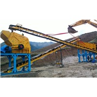 newest hot sale impact crusher price