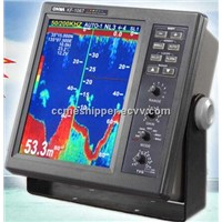 "6"" Color LCD Marine Fish Finder HF620"
