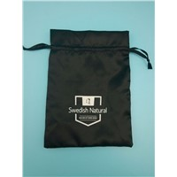 satin silk bag for wig hair extension