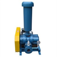 Paper Industries blower  Positive displacement blower