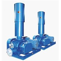 waste water treatment blower air blower aerator sewage treatment  positive displacement  blower
