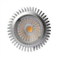 3W Samsung COB LED Spotlight/Driverless Dimmable GU10 Bulb Lamp/China Supplier