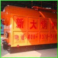 4t/h used biomass and wood boiler Chinese professional boiler manufacturer