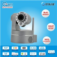 OEM 1280* 720P 90 degree wide angle p2p ,onvif supported wifi cool ip camera