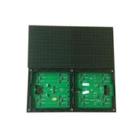 SMD P4 indoor full color LED module 256mm*128mm 1/16 scanning 64dots*32dots high brightness