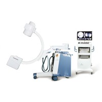 Digital mobile c-arm x-ray radiology equipments&accessories with ISO manufacturer price