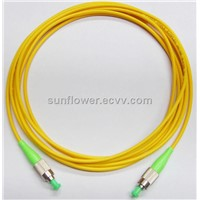 FC-FC Fiber Patch Cord (APC Single Mode Simplex )