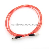 FC-FC Fiber Patch Cord (PC/UPC Multi Mode Simplex )