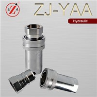 ZJ-YAA ISO A Agricultural Interchange Hydraulic Quick Connects