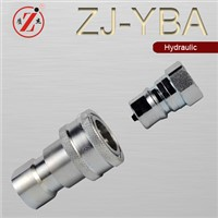 ZJ-YBA ISO 7241 B carbon steel agricultural equipment hydraulic quick disconnects