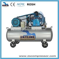 Two Stage Portable Air Compressor 220V