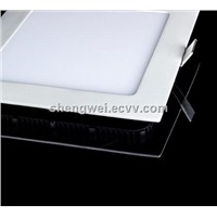 6W New Design Ceiling SMD3528 85-265V 120degree led panel light