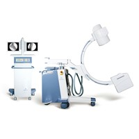 with ISO 5kw high frequency mobile c-arm x-ray system cheap price supplier
