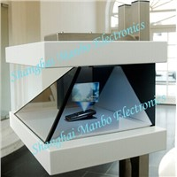 270 Degrees 3D Holographic Display Show Case
