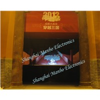 360 Degrees 3D Holographic Display Show Case