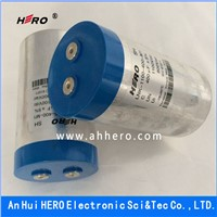 CHINA HERO DC-LINK Film Capacitors New Energy Special Capacitor for Photovoltaic Wind Power Cylinder