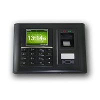 Fingerprint Time Attendance Time Clock Time Recorder Run Without Software (FK3018S)