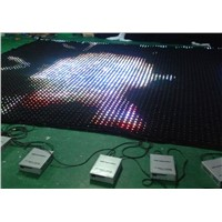Flexible LED Display Curtain LED Curtain for Night Club