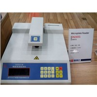 Semi automatic elisa reader/microplate reader with ISO manufacturer price