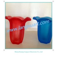 Lang Xu Glass candle holder