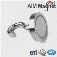 Rare earth neodymium magnetic hook for sale