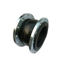 Rubber Expansion Joint with ANSI/DIN/JIS flange connection