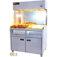 Freestanding Stainless Steel Electric Chips Worker(BY-VF10)