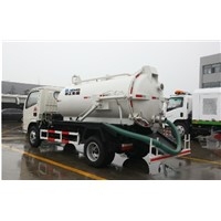 XCMG Sewage Truck XZJ5160GXW for City Environment Protection