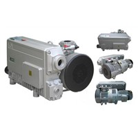 X series singel stage rotary vane vacuum pump CE certificated