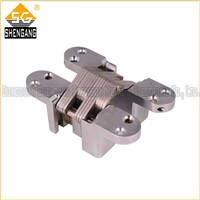 concealed heavy duty hinge