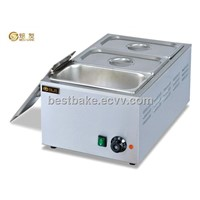 Stainless steel table top Electric Bain Marie(BY-EH3A)with 3 pan