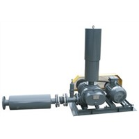 Effluent/ Water Treatment Plant roots blower aeration blower