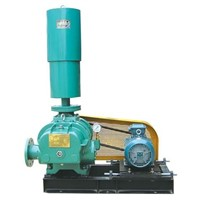 Pneumatic Conveying Vacuum Pump Aeration Blower Three Lobes Roots Blower