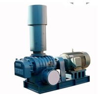 Manufacturer Positive Displacement Blower High Pressure Low Nosie Roots Blower