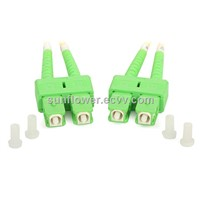 SC-SC MM Duplex Fiber Patch Cord