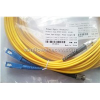 SC ST PC/UPC SM DUPLEX Patch Cord