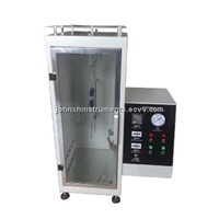 XHF-19A Vertical Fabric Flame Testing Chamber