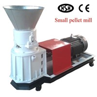 chicken feed mill/floating fish feed pellet mill/pig feed mill