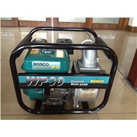 3 Inch gasoline water pump for sale with stronger frame