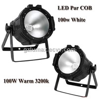 100w LED Par COB White Pub Light/Effect Light/Decorate Light